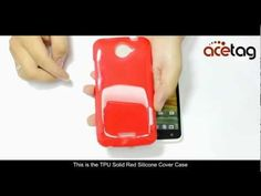 You can try this HTC One X Silicone Cover Case - TPU Solid Red at  http://www.acetag.com/catalog/product/view/id/116936/htc-one-x-tpu-solid-red-silicone-gel-skin-cover-case.html  or other silicone cases for HTC One X at http://www.acetag.com/shop-all-departments/cellphone-accessories/htc-accessories/htc-one-x-accessories/htc-one-x-silicone-cases-c...