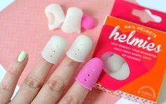 Product Of The Week: Helmies Nail Helmets, Designed To Protect Your Manicure