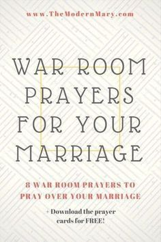 Looking for war room prayers for your child? Use these Scriptures to pray over your children & get our Scripture cards to use in prayers for your children. Marriage Prayer, Godly Marriage, Happy Marriage, Marriage Advice, Love And Marriage, Godly Wife, Relationship Prayer, Marriage Scripture, Couples Prayer