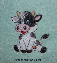 Patch the Cow - Me to You Design