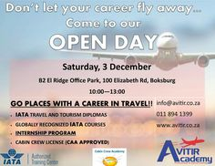 Don't miss out #tourism #travel #southafrica #diploma #student