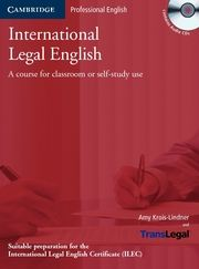 International Legal English Cambridge English, English Language Learning, English Book, Learning Resources, Books Online, Self, Author, Study, Classroom
