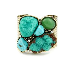 Sole Society Accessories - TURQUOISE CUFF