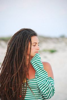 if my hair could look like this, i would dread it.
