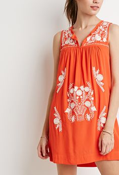 Perfect, breezy dress for the farmer's market?