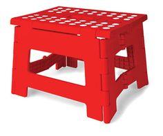 Kikkerland Design Inc » Products » Rhino Short Step Stool + Colors
