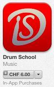"""Lernen mit den neuen Medien: Schlagzeug spielen lernen mit """"Drumschool"""""""