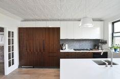 Slab Door - Rift Cut Walnut - The Ultra Modernist