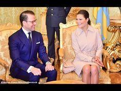 Princess Victoria and Prince Daniel visit Roma - 1st Day