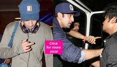 5 times Ranbir Kapoor MISBEHAVED with the media and left a bad taste in our mouth- view pics!
