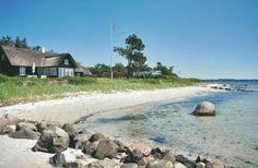 Dänisches Ferienhaus am Handrupstrand von Novasol