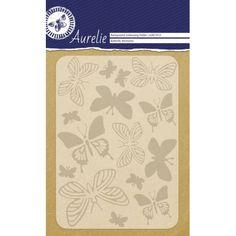 Carpeta de Relieve - Butterfly memories