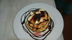 Pancake Four Square, Pancakes, Crepes, Pancake