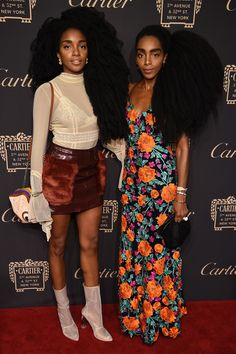 Cipriana Quann Photos Photos - The Cartier Fifth Avenue Grand Reopening Event…