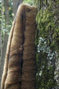 nertsbontspreinobilis; heerlijk zachte fake fur nertsen bontsprei