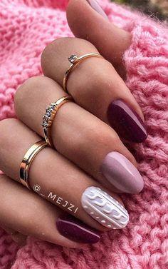 Heart Nail Designs, Beautiful Nail Designs, Acrylic Nail Designs, Popular Nail Colors, Popular Nail Designs, Romantic Nails, Holiday Nails, Christmas Nails, Nails Today