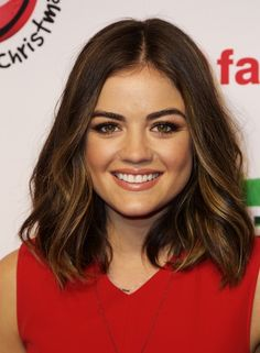 lucy hale hair 2015 - Google Search