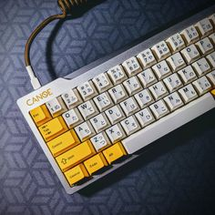 Serika x Canoe : MechanicalKeyboards Keyboard Keys, Keyboard Cover, Computer Keyboard, Key Caps, Camera Accessories, Gaming Accessories, Gaming Setup, T 4, Canoe