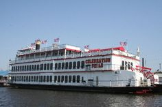 Mississippi Valley: Quad Cities - the Celebration Belle river boat in Moline. We had a great time!