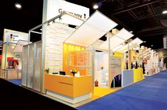 Pavilion Exhibit Rentals - Trade Show Displays & Trade Show Booth | Absolute Exhibits