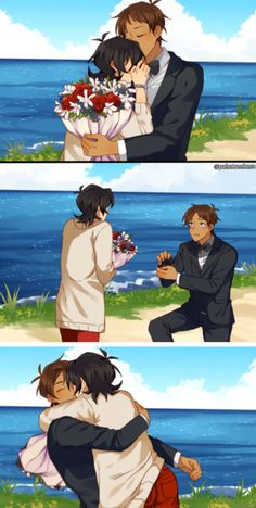 Klance long distance relationship and birthday surprises pt. Klance Cute, Cute Gay, Voltron Comics, Voltron Memes, Voltron Ships, Voltron Klance, Cartoon Games, Cartoon Characters, Lgbt