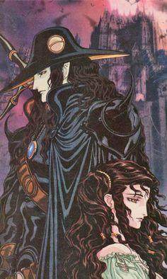 Vampire Hunter D: Bloodlust : vampire, hunter, bloodlust, Vampire, Hunter, Ideas, Hunter,