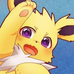 Cute Pikachu, Cool Pokemon, Pokemon Pokemon, Pokemon Stuff, Cute Pokemon Pictures, Pokemon Eeveelutions, Character Design Animation, Naruhina, Creatures