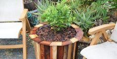 Za nový dřevěný květináč zaplatíte i několik set korun