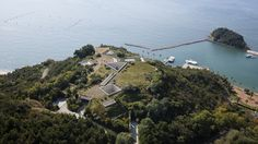 "The population of Naoshima has fallen to 3,000. But this year, its art will attract 800,000 tourists from around the world. ""The level of our sophistication has gone up considerably,"" says a resident."