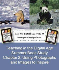 Read Teaching in the Digital Age Chapter 2 response via www.prekinders.com #preschool #technology