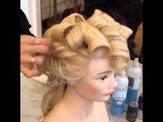 Beauty hairstyle by @georgiykot #fashionarttut #hairandfashionaddict ✨ Instagram Video by fashionarttut