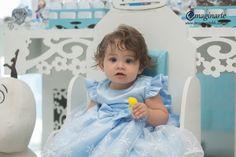 Aniversário de 1 ano da Isabela Tema Frozen Fotos: Imaginarte Recordações