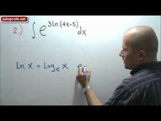 integrales directas con expresiones exponenciales en el integrando: Julio Rios explica dos ejercicios de integrales con expresiones exponenciales en el integrando y que, mediante transformaciones algebraicas, se convierten en integrales directas de fácil solución.