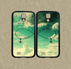 Samsung S4 case,Samsung S5 case,Samsung Galaxy S4 case,Samsung Galaxy S5,Samsung Note 3,s3 mini case,s4 mini case--Best Friends,in plastic. S4 by Ministyle360, $29.99