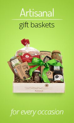Artisanal Gift Baskets