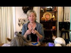 How To Needle Felt: Getting Started by Sarafina Fiber Art - YouTube