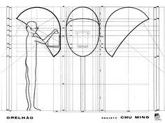 Projeto original do Orelhão      Orelhao projeto - Chu Ming Silveira – Wikipédia, a enciclopédia livre