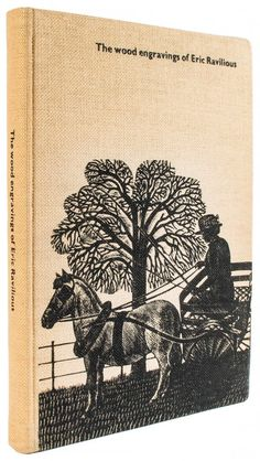 Lot:Ravilious (Eric) - The Wood Engravings...,, Lot Number:185, Starting Bid:£200, Auctioneer:Bloomsbury Auctions, Auction:Ravilious (Eric) - The Wood Engravings...,, Date:12:30 AM PT - Oct 23rd, 2014