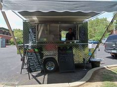 Randita's Grill (Mobile Food Trailer)  healthy and organic food trailer,  at different locations in Pittsburgh and Butler Areas .. check it out