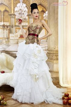 jordi dalmau wedding gowns 2014 2015 (24)