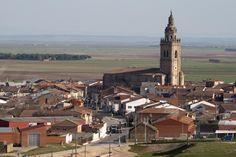 Vistas de Nava del Rey (Valladolid). Fotógrafo: Juan Manuel Sanz / ICEX