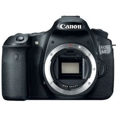 Canon EOS 60D 18 MP CMOS Digital SLR Camera with 3.0-Inch LCD (Body Only) --- http://www.amazon.com/Canon-CMOS-Digital-Camera-3-0-Inch/dp/B0040JHVCC/?tag=naturaremedy-20