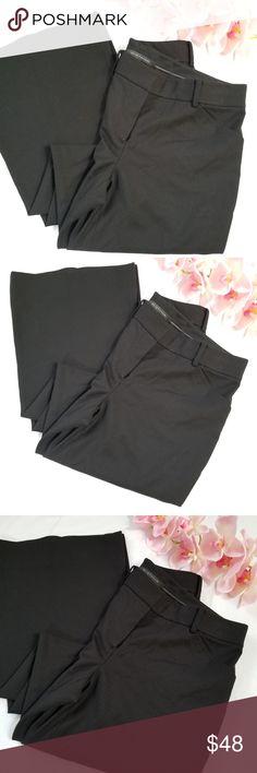 Elie Tahari dress pants In perfect condition like new Eli Tahari dress pants with black stripes 30in insean Elie Tahari Pants