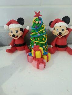 Christmas minimouse