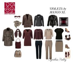Dailylook mix and match Violeta by MANGO. by cynthia-holtz on Polyvore featuring mode, Nine West, Office, Pull&Bear, Burberry, Michael Kors, Yves Saint Laurent, Vielma, Hikaru Noguchi and Violeta by Mango
