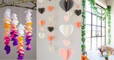 54+idées+de+guirlandes+en+papier+pour+une+décoration+joyeuse