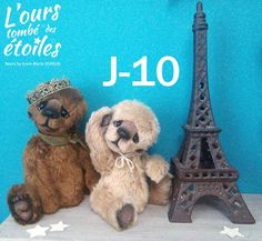 Salon Gueules de Miel Paris 2016 : 1 invitation à gagner ! Pour fêter les 10 ans de L'ours tombés des étoiles, je serai présente à la 15ème édition de Gueules de Miel, salon de l'ours de collection à Paris ! Pour l'occasion, j'ai une invitation à vous faire gagner...