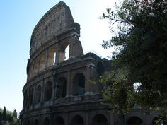 that old ruin in Rome by ChrisNclick, via Flickr