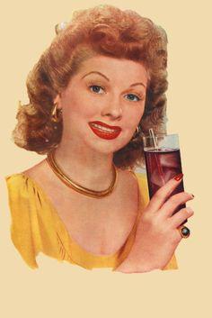 Lucille Ball #1940's