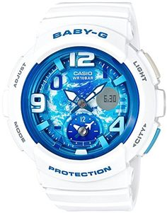 CASIO BABY-G Beach Traveler Series BGA-190GL-7BJF Women's Watch JAPAN IMPORT b5a6c53fb414